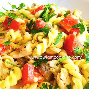 Что приготовить на ужин из макарон: 5 рецептов
