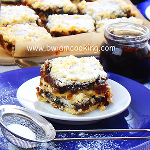 Пироги и другая выпечка с вареньем: 5 рецептов