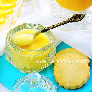 Крем «Курд» лимонный