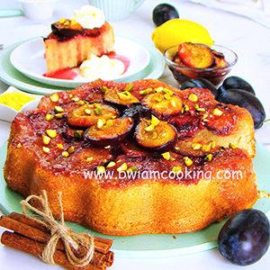 Простые и вкусные пироги со сливами: 5 отличных рецептов