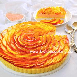 Лучшие пироги со свежими персиками: 5 рецептов