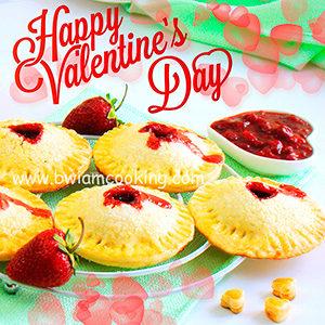 Сладкие рецепты на День святого Валентина