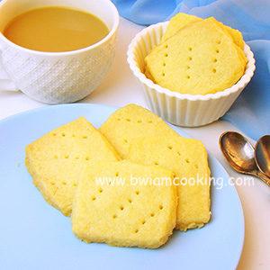 Домашнее песочное печенье: 5 простых рецептов